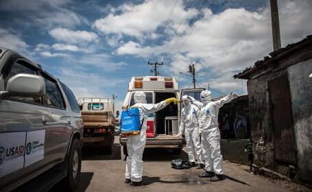 Ministrul liberian al Transporturilor s-a plasat voluntar in carantina. Soferul lui a murit de Ebola