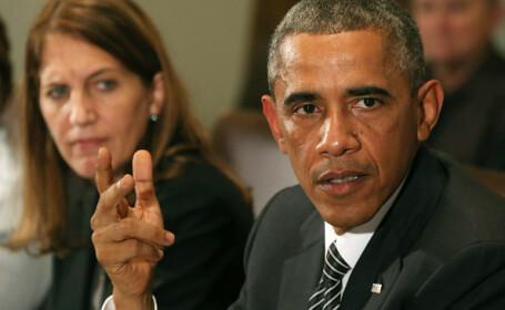 Barack Obama: Am imbratisat si am pupat doua asistente medicale care au tratat bolnavi de Ebola