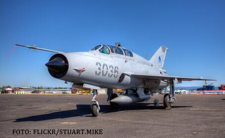 Statul Islamic are 3 avioane de vanatoare OPERATIONALE. Cu acelasi model sunt dotate si Fortele Aeriene Romane