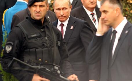 Basescu si Vladimir Putin s-au intalnit la Summit-ul din Milano. Despre ce au discutat cei doi presedinti