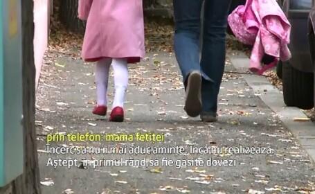 Cazul fetitei de 5 ani care ar fi fost fotografiata dezbracata, preluat de procurorii DIICOT. Exista suspiciuni de pedofilie