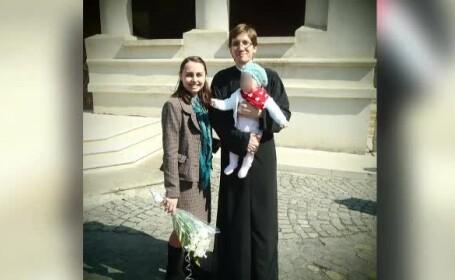 Tanara care l-a ucis pe preotul din Chiajna a fost arestata. Mama ei, voluntara in ambulanta trimisa la locul accidentului