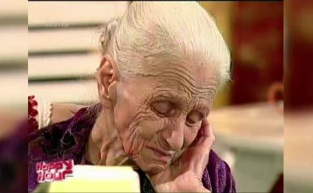 La 102 ani, mama lui Ion Dolanescu s-a stins din viata. Cel mai mare regret pe care batrana l-a luat cu ea in mormant