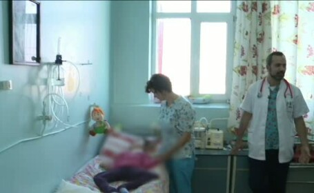 Cazul fetitei de 7 ani care traieste numai pentru ca medicii incalca legea a ajuns in atentia Avocatului Poporului