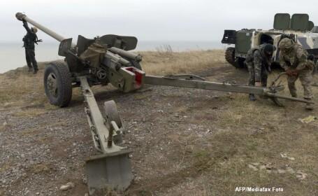 artilerie, ucraina