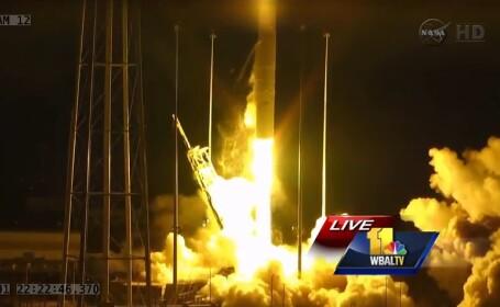 Explozie Antares