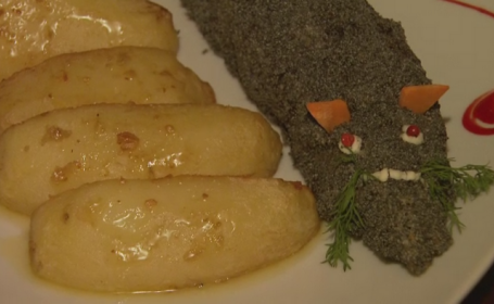Restaurantele din Romania au meniuri speciale pentru Halloween. Ce contin \