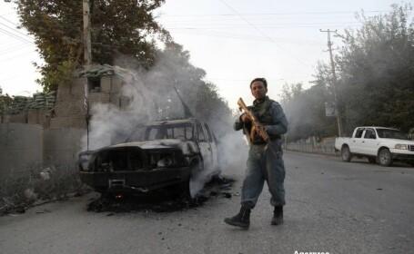 Armata afgana a preluat controlul asupra orasului strategic Kunduz. Marturiile socante ale unui locuitor