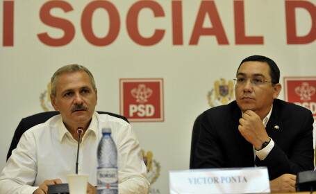 Dragnea ii cere lui Ponta sa faca o analiza a Guvernului in cel mult 3 saptamani. \