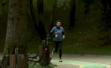 Alex Dima alearga pentru Zana Merciluta