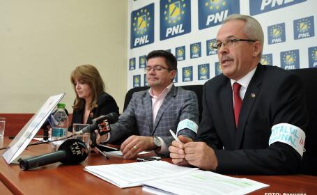 Parlamentari PNL - AGERPRES