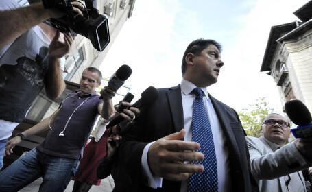 Titus Corlatean, audiat la DNA. Fostul ministru de Externe a dat explicatii in dosarul \