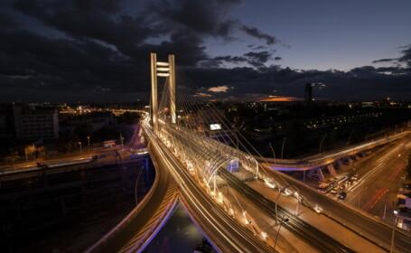 Doua turnuri legate de o pasarela, in forma de H, se vor ridica in Bucuresti: 75 mil euro. In ce zona si cate etaje vor avea