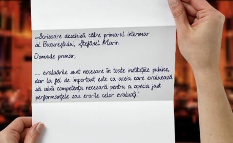 scrisoare actori Odeon