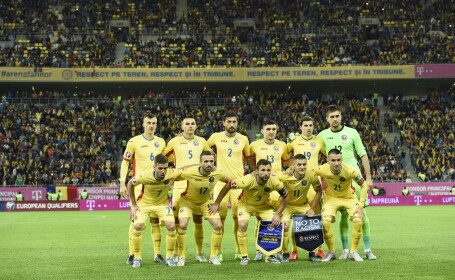 fotbal, Romania, Nationala Romaniei