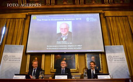anunt premiul Nobel pentru Economie