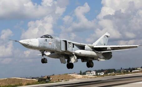 General american: Rusii au bombardat din greseala luptatori sirieni sprijiniti de armata americana