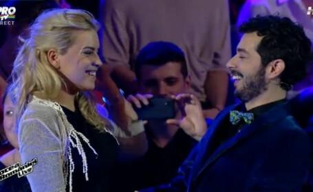 Marius Moga si Bianca Lapuste