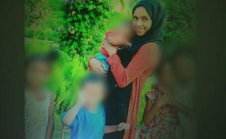 S-a alaturat Statului Islamic impreuna cu cei cinci copii, pentru a-si gasi sotul. Ce povesteste o britanica despre jihadisti