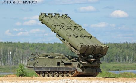 baterie de rachete sol-aer S-300