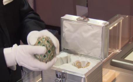Celebra casa Faberge relanseaza ouale care ii poarta numele. Cum arata colectia impresionanta de 3 milioane de dolari