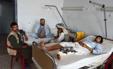 Afghanistan, spital, atac
