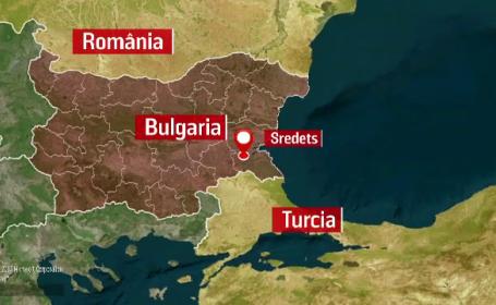 imigrant impuscat in Bulgaria