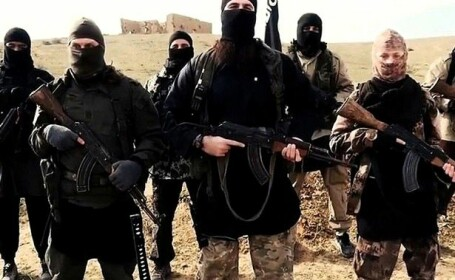 luptatori Statul Islamic