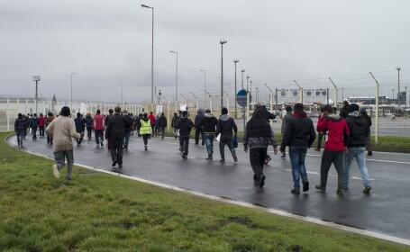 Calais - imigranti
