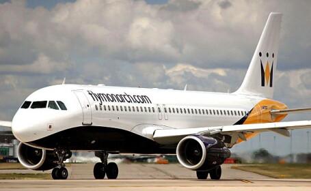 Spaima prin care au trecut pasagerii. Pilotul a aterizat de urgenta, dupa ce aripa avionului s-a rupt in timpul zborului