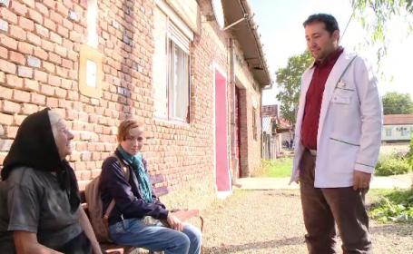 Un medic de familie a renuntat la oras si s-a dus la tara, intr-un cabinet abandonat de 15 ani. Cum l-au primit oamenii