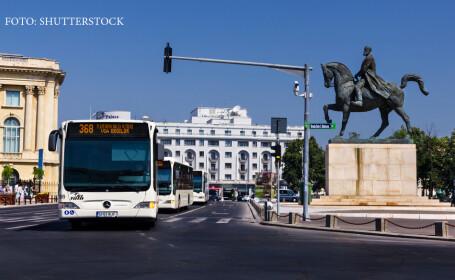 Ce prevede noua lege a transportului public. Amenzi mai mari pentru \