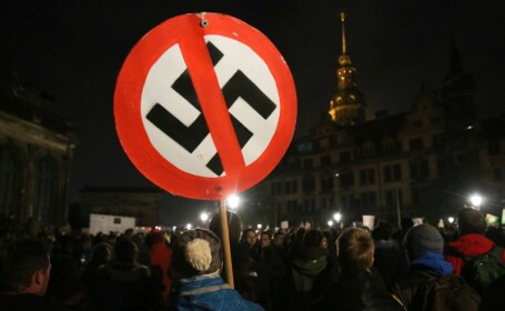 Protest imigranti Germania