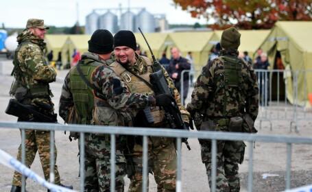 migranti slovenia, armata