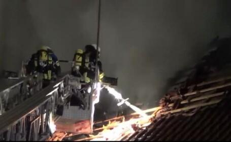 incendiu, Stuttgart