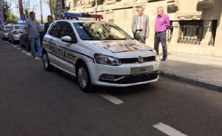 Masini de politie Volkswagen