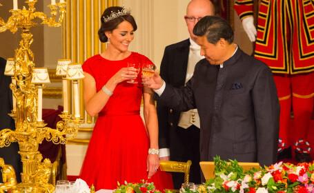 Xi Jinping - Londra