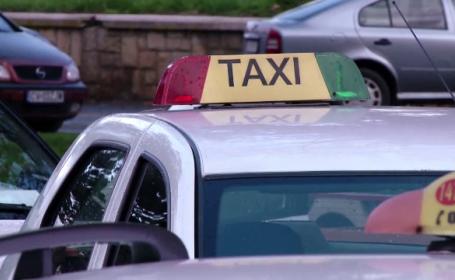 Un taximetrist, jefuit si amenintat cu un cutit de un client. Gestul inspirat prin care si-a salvat viata