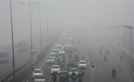New Delhi poluare