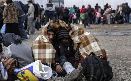 refugiati - agerpres - 5