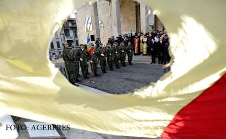 ceremonie de comemorare a eroilor Revolutiei