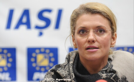 Alina Gorghiu - AGERPRES