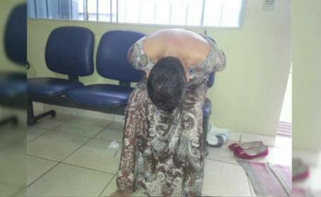 Cum s-a deghizat un detinut brazilian pentru a scapa din inchisoare. Un singur gest l-a dat de gol in fata gardienilor