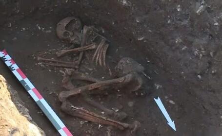 mormant vechi de 5000 de ani