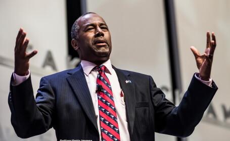 Scandal in SUA. Ben Carson, unul dintre favoritii la candidatura pentru presedintie, si-a inventat o bursa de studii