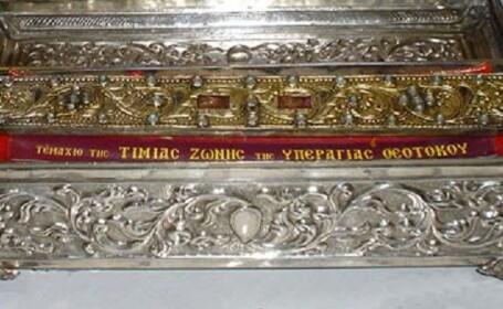 Cinstitul Brau al Maicii Domnului va fi adus pentru patru zile din Grecia la Cluj-Napoca
