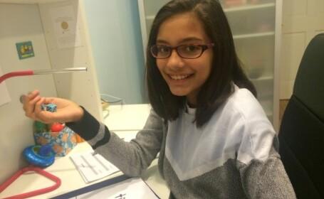 Afacerea unei fetite de 11 ani. Cum face bani din generarea unor parole extrem de puternice pentru clientii ei