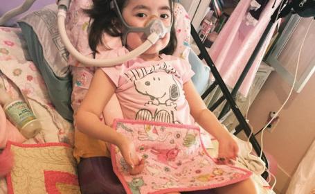 Decizia controversata luata de parintii unei fetite de 5 ani grav bolnava. \