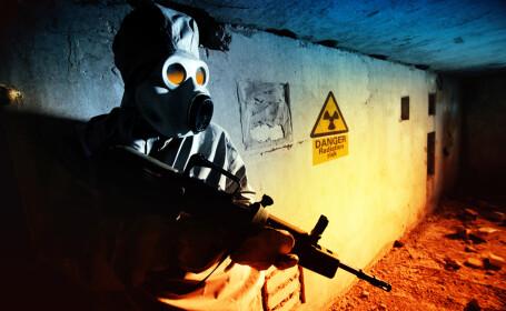 Pe ce arme chimice ar fi pus mana luptatorii Statului Islamic: \