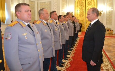 Anuntul armatei ruse la o luna de la interventia in Siria. De ce Statul Islamic \